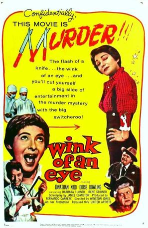 Wink of an Eye - Movie Poster (thumbnail)