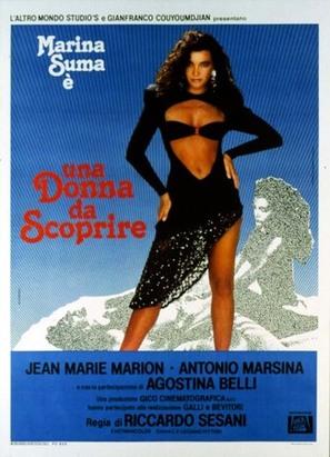 Una donna da scoprire - Italian Movie Poster (thumbnail)
