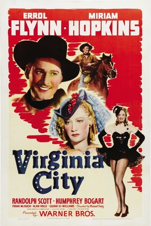 Virginia City - Movie Poster (thumbnail)