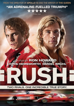 Rush - DVD movie cover (thumbnail)