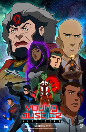"""Young Justice"" - Movie Poster (thumbnail)"