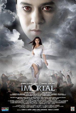 """Imortal"" - Philippine Movie Poster (thumbnail)"