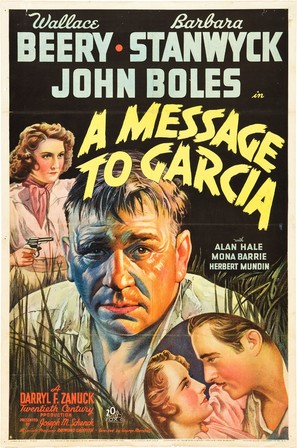 A Message to Garcia - Movie Poster (thumbnail)