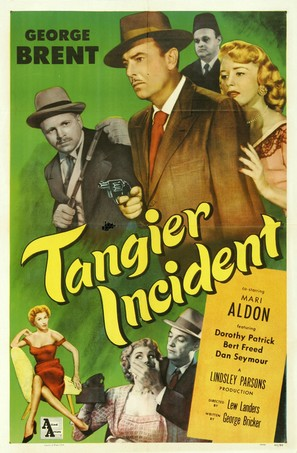 Tangier Incident - Movie Poster (thumbnail)