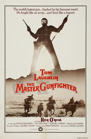The Master Gunfighter - Movie Poster (thumbnail)
