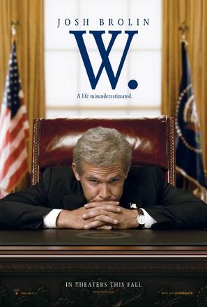 W. - Movie Poster (thumbnail)