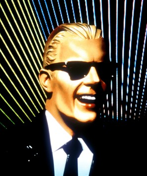 """Max Headroom"" - Key art (thumbnail)"