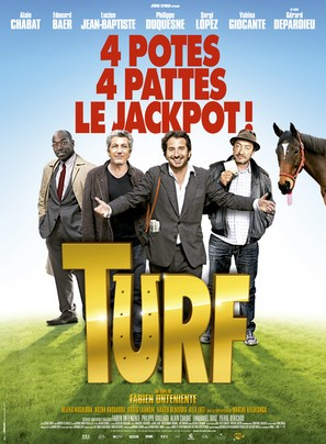 Turf - French Movie Poster (thumbnail)