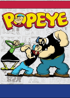 """Popeye"" - Movie Cover (thumbnail)"