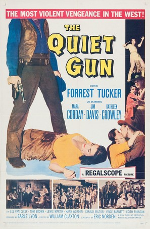 The Quiet Gun - Movie Poster (thumbnail)