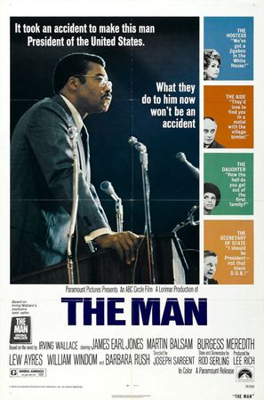 The Man - Movie Poster (thumbnail)