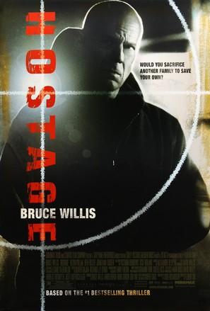 Hostage - Movie Poster (thumbnail)