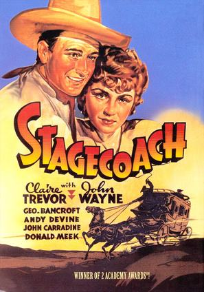 Stagecoach - Movie Poster (thumbnail)