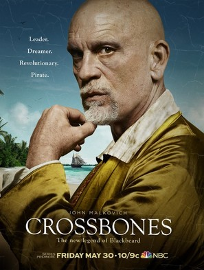"""Crossbones"" - Movie Poster (thumbnail)"