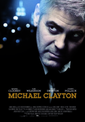 Michael Clayton - poster (thumbnail)