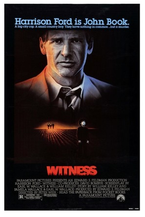 Witness - Movie Poster (thumbnail)