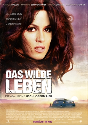 Das wilde Leben - German Movie Poster (thumbnail)