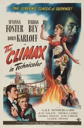 The Climax - Movie Poster (thumbnail)