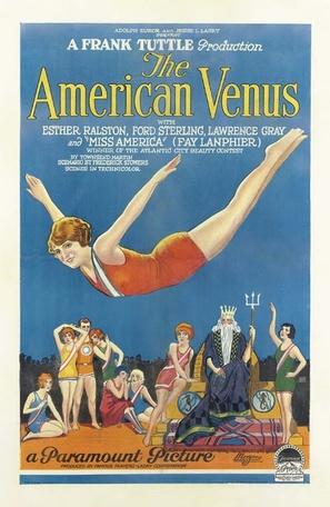 The American Venus - Movie Poster (thumbnail)