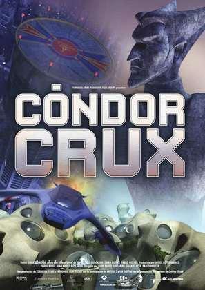 Cóndor Crux, la leyenda - Spanish Movie Poster (thumbnail)