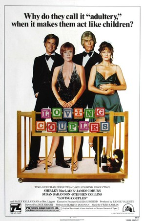 Loving Couples - Movie Poster (thumbnail)