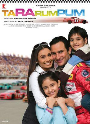 Ta Ra Rum Pum - Indian Movie Poster (thumbnail)