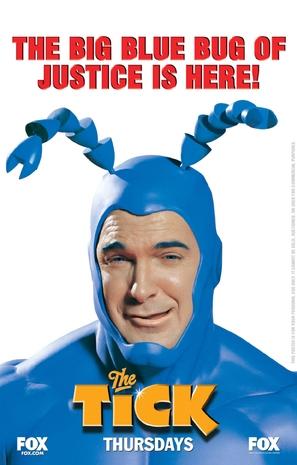 """The Tick"" - Movie Poster (thumbnail)"