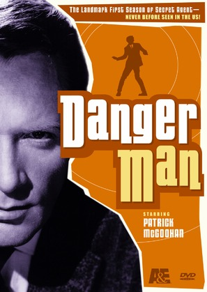 """""""Danger Man"""" - Movie Cover (thumbnail)"""