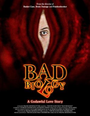 Bad Biology - Movie Poster (thumbnail)