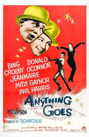 Anything Goes - Movie Poster (thumbnail)