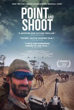 Point and Shoot - Movie Poster (thumbnail)