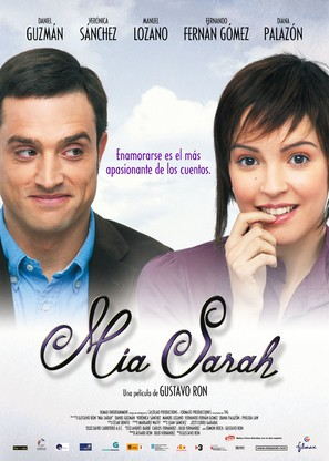 Mia Sarah - Spanish Movie Poster (thumbnail)