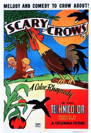Scary Crows - Movie Poster (thumbnail)