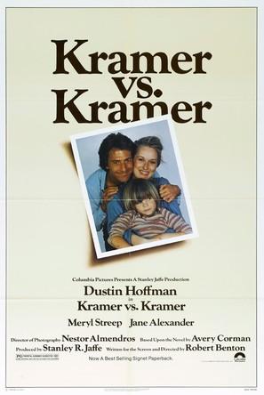 Kramer vs. Kramer - Movie Poster (thumbnail)