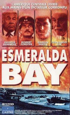 Bahía esmeralda, La - French VHS movie cover (thumbnail)