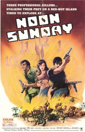 Noon Sunday - Movie Poster (thumbnail)