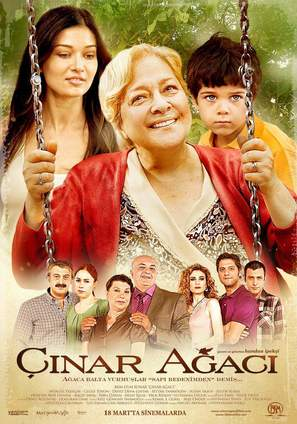 Çinar agaci - Turkish Movie Poster (thumbnail)