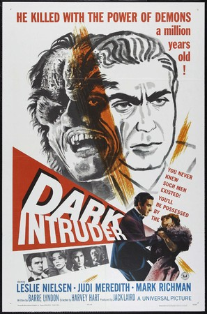 Dark Intruder - Movie Poster (thumbnail)