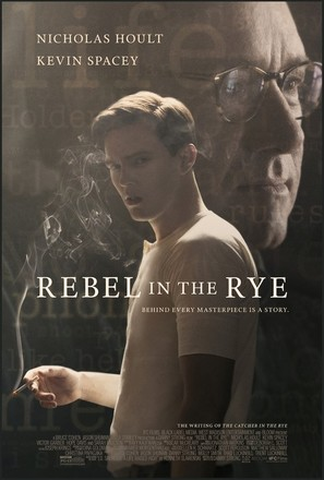Rebel in the Rye - Movie Poster (thumbnail)