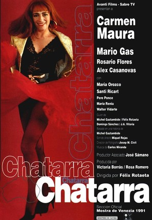 Chatarra - Spanish poster (thumbnail)