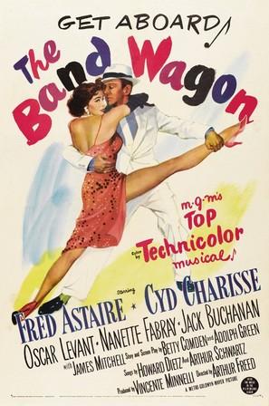 The Band Wagon - Movie Poster (thumbnail)