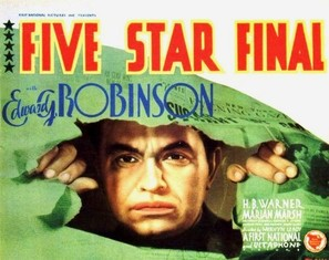Five Star Final - Movie Poster (thumbnail)
