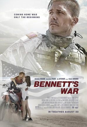 Bennett's War - Movie Poster (thumbnail)