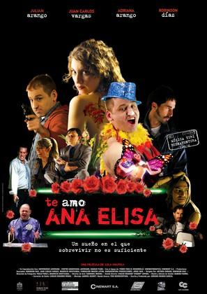Adiós, Ana Elisa - Colombian Movie Poster (thumbnail)