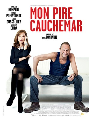 Mon pire cauchemar - French Movie Poster (thumbnail)
