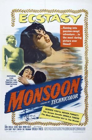 Monsoon - Movie Poster (thumbnail)