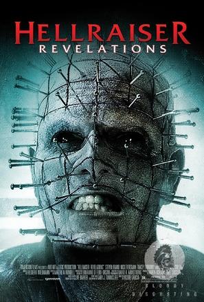 Hellraiser: Revelations - Movie Poster (thumbnail)