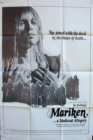 Mariken van Nieumeghen - Movie Poster (thumbnail)
