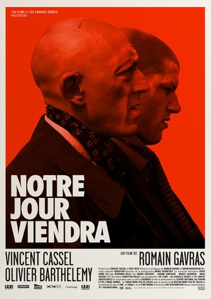 Notre jour viendra - French Movie Poster (thumbnail)