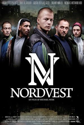 Nordvest - Danish Movie Poster (thumbnail)